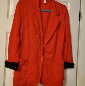 ❤ FREE WITH $50 PURCHASE Red blazer